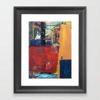 Solids Framed Art Print