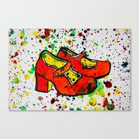 Shoe-Be-Do 1 Canvas Print