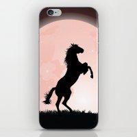 Moon Rider iPhone & iPod Skin