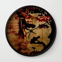 Jesus Christ Wall Clock