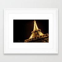 La Tour Framed Art Print