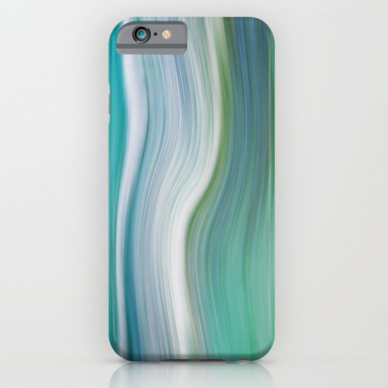 OCEAN ABSTRACT iPhone & iPod Case