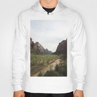 The Virgin River Hoody