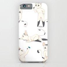 Thorodrin cat iPhone 6s Slim Case