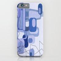 Feeling Blue. iPhone 6 Slim Case