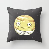 Venuts Throw Pillow