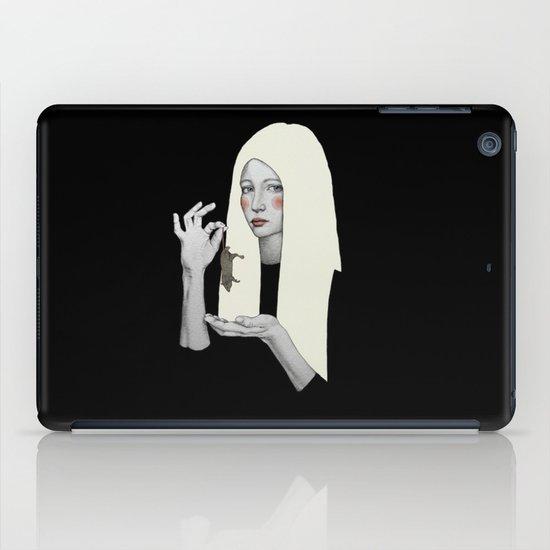 Vana in black iPad Case