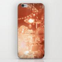 cinnamon chandelier iPhone & iPod Skin