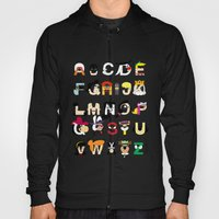 Child Of The 60s Alphabe… Hoody