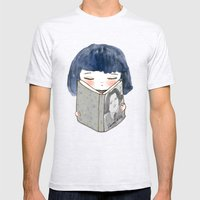 Wilde Love Mens Fitted Tee Ash Grey SMALL