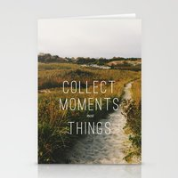 Collecting Stationery Cards