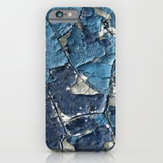 Blue Crumble Slim Case iPhone 6s