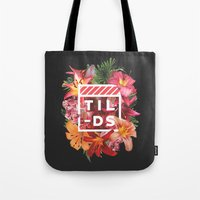 Tilds Tote Bag