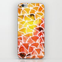 Leaves / Nr. 8 iPhone & iPod Skin
