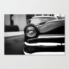 50s Ford Custom Canvas Print