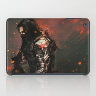 Blood In The Breeze iPad Case