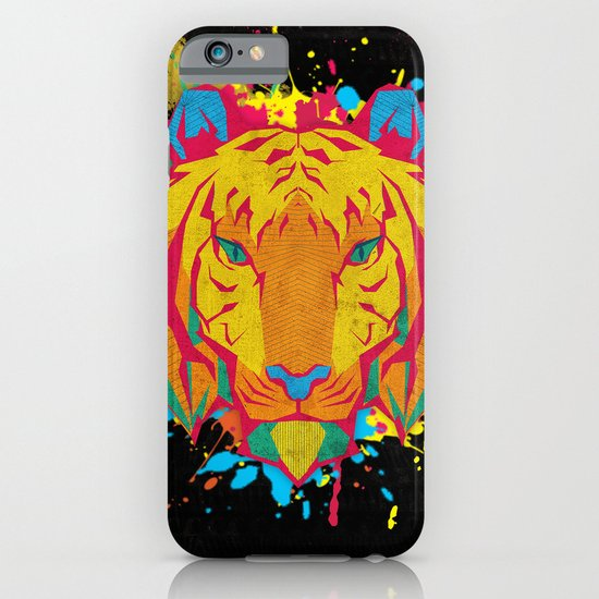 Cat Series: Tiger iPhone & iPod Case
