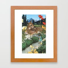 Discovery Framed Art Print