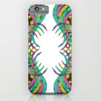 Abstract Spring Bloom iPhone 6 Slim Case