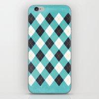 Argyle iPhone & iPod Skin