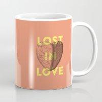Lost in love Mug