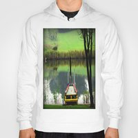 Colourful Pier Hoody