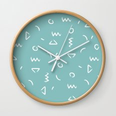 pinsel Wall Clock