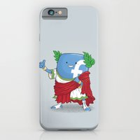 The Caesar and 42000 more Romans in the circus like this iPhone 6 Slim Case