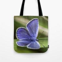 Beautiful Blue Tote Bag