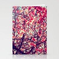 Blossom tree Stationery Cards