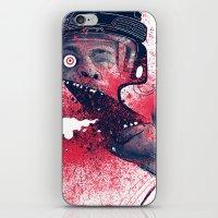 Hockey! iPhone & iPod Skin