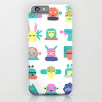 iPhone & iPod Case featuring Assembly of Spirits  by Studio Axel Pfaender
