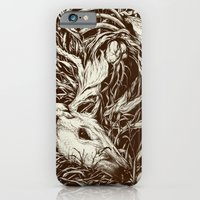 deer iPhone & iPod Cases featuring doe-eyed by Teagan White