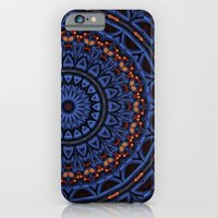 Twilight II Mandala iPhone 6 Slim Case