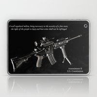 2nd Amendment Laptop & iPad Skin