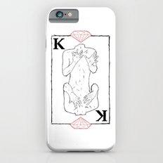 King of Diamonds iPhone 6s Slim Case