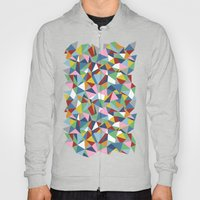 Abstraction Repeat Hoody