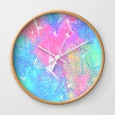 Aurora 1 Wall Clock
