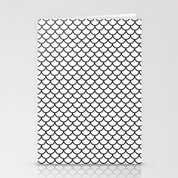 Simple Scales Stationery Cards