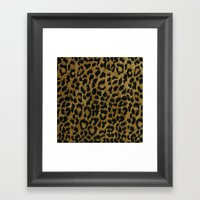 Animalier Framed Art Print