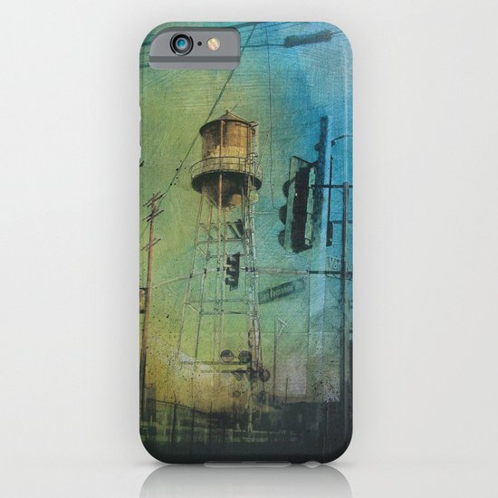 Tower 122 iPhone & iPod Case
