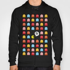 Pac-Man Trapped Hoody