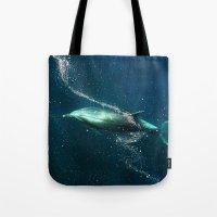 SanJose waters. Tote Bag