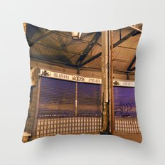 MERCATO ANTICO - VALENCIA - ESPANA Throw Pillow