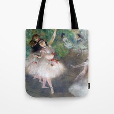 Dancers Degas Tote Bag