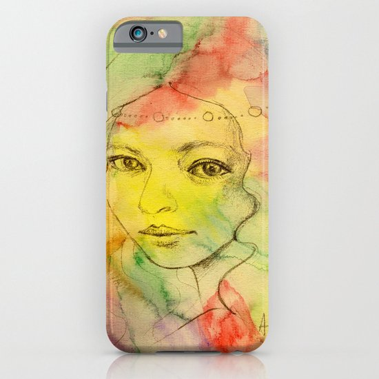 Rainbow romance iPhone & iPod Case
