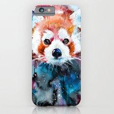 Red panda Slim Case iPhone 6s