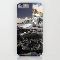 iPhone & iPod Case featuring deconstruction by Mayara Viana