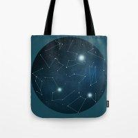 Hemisphere 1 Tote Bag