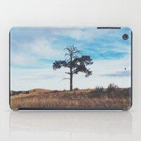 Lonely Tree iPad Case